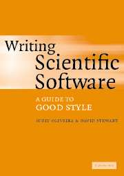 Cover: Writing Scientific Software