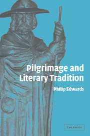 P. Edwards, Pilgrimage and Literary Tradition