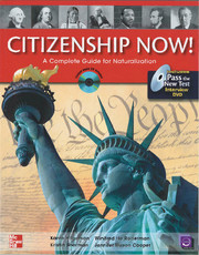 Citizenship Now! 3rd Edition