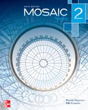 Mosaic Level 2 Reading | Mosaic | Cambridge University Press