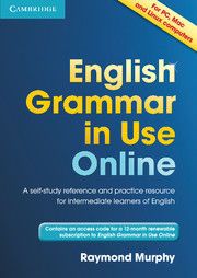 English Grammar in Use Online LMS Version