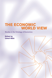The Economic World View