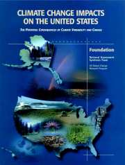 Climate Change Impacts on the United States - Foundation Report