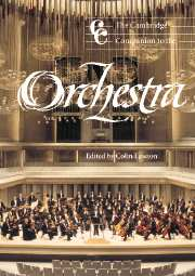 The Cambridge Companion to the Orchestra