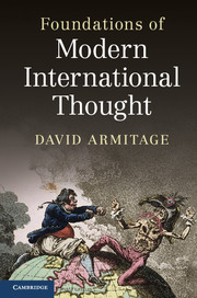 Foundations of Modern International Thought - David Armitage