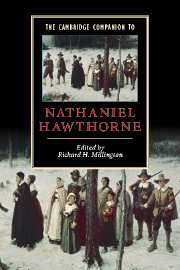 The Cambridge Companion to Nathaniel Hawthorne