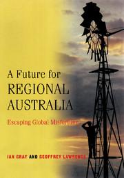A Future for Regional Australia