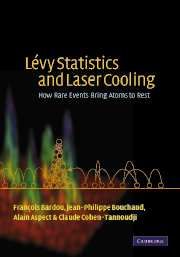 Lévy Statistics and Laser Cooling