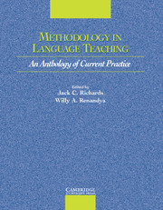 Methodology in Language Teaching