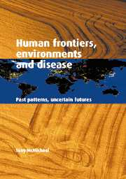 Human Frontiers, Environments and Disease