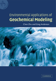 Environmental Applications of Geochemical Modeling