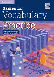 Games for Vocabulary Practice
