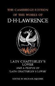 Lady Chatterley's Lover and A Propos of 'Lady Chatterley's Lover'