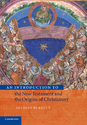 An Introduction to the New Testament and the Origins of Christianity