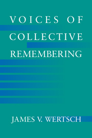 Voices of Collective Remembering