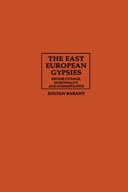 The East European Gypsies