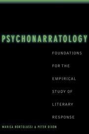 Psychonarratology