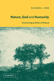 Nature, God and Humanity