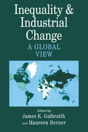 Inequality and Industrial Change