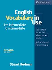 English Vocabulary in Use Pre-intermediat
