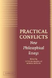 Practical Conflicts