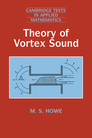 Theory of Vortex Sound