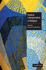 Radical Interpretation in Religion