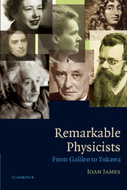 Remarkable Physicists