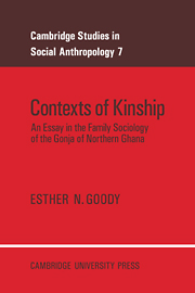 Contexts of Kinship