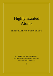 Highly Excited Atoms