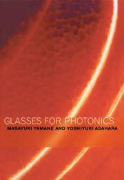 Glasses for Photonics