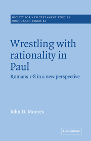 Wrestling with Rationality in Paul