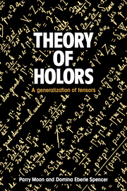 Theory of Holors