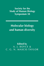 Molecular Biology and Human Diversity