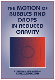 The Motion of Bubbles and Drops in Reduced Gravity
