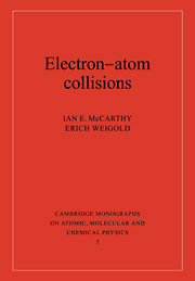 Electron-Atom Collisions