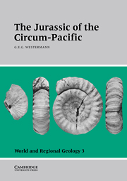 The Jurassic of the Circum-Pacific