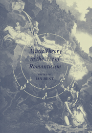 Music Theory in the Age of Romanticism