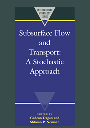 Subsurface Flow and Transport