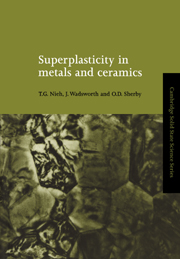 Superplasticity in Metals and Ceramics
