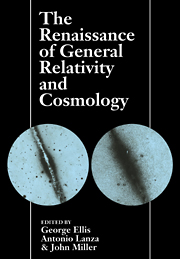 The Renaissance of General Relativity and Cosmology