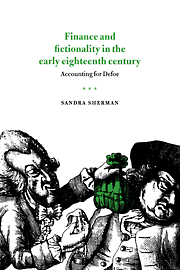 Finance and Fictionality in the Early Eighteenth Century