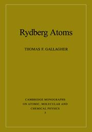 Rydberg Atoms