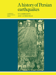 A History of Persian Earthquakes