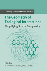 The Geometry of Ecological Interactions
