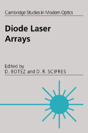 Diode Laser Arrays