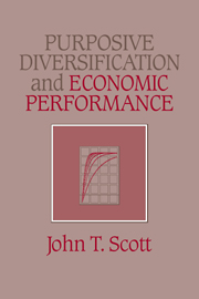 Purposive Diversification and Economic Performance