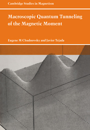 Cambridge Studies in Magnetism