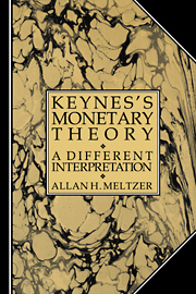 Keynes's Monetary Theory