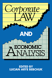 Corporate Law and Economic Analysis